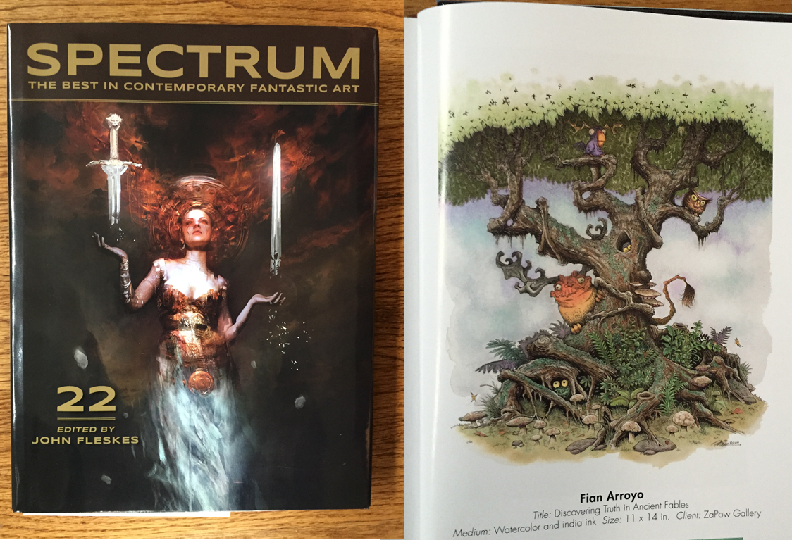Spectrum 22 The Best In Contemporary Fantastic Art