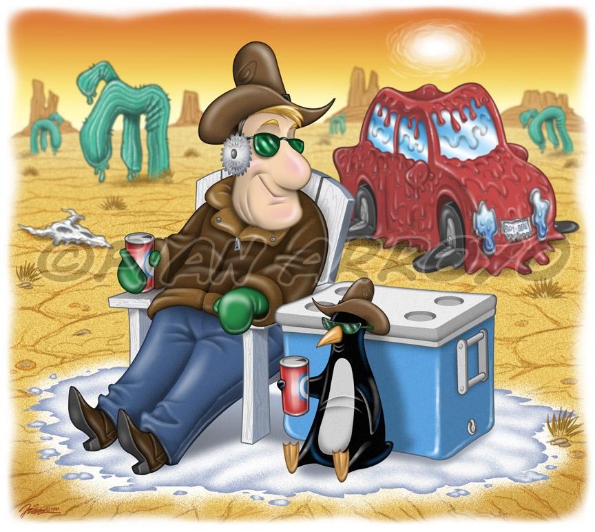 Texas Summers