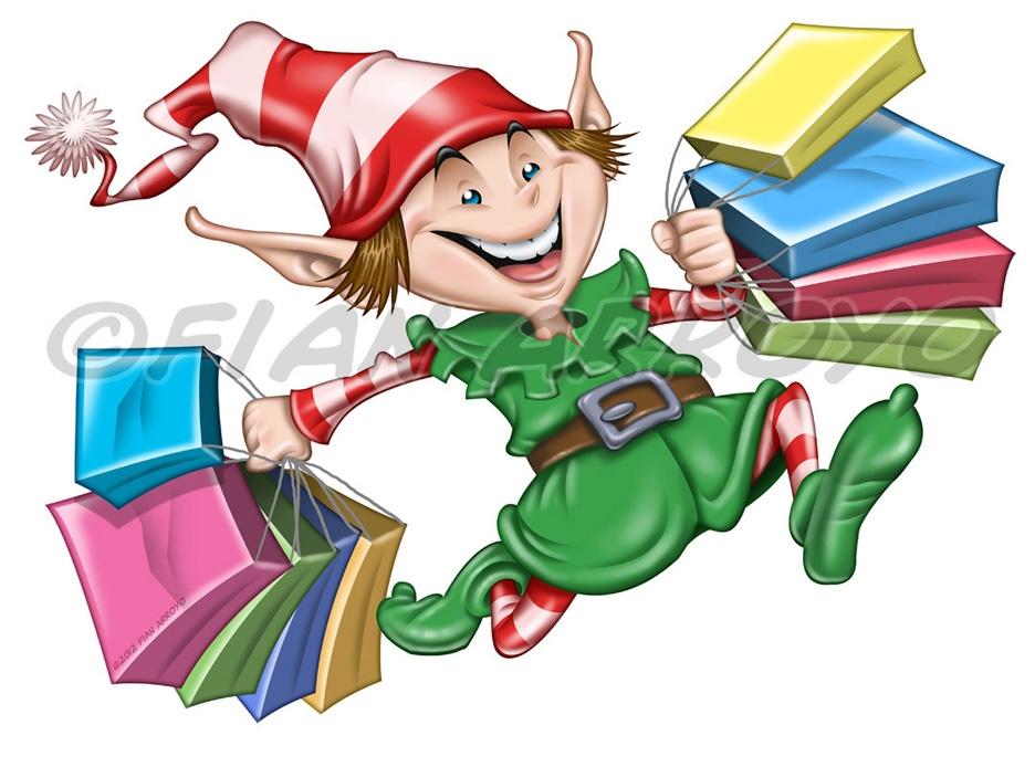 Holiday Shopping Elf
