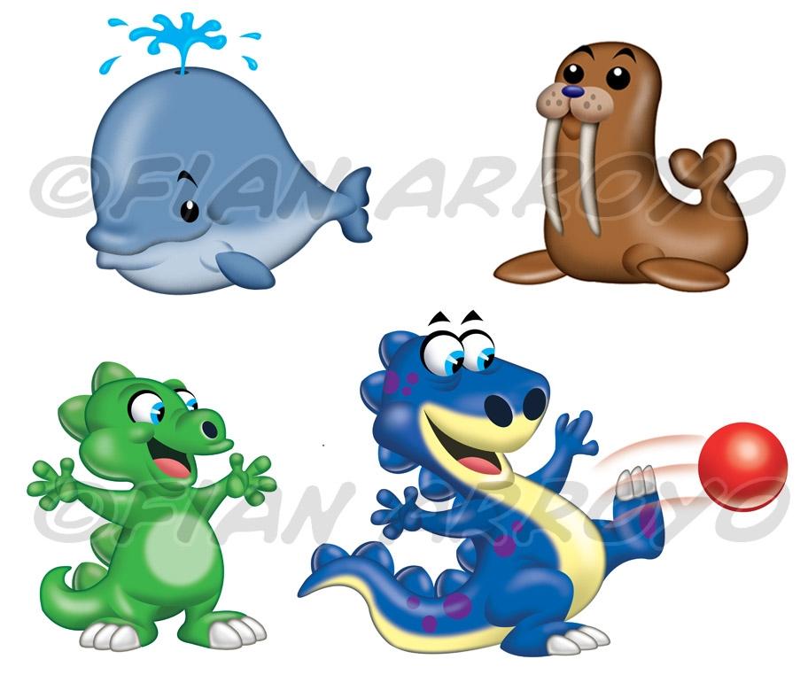 Pre School Animals