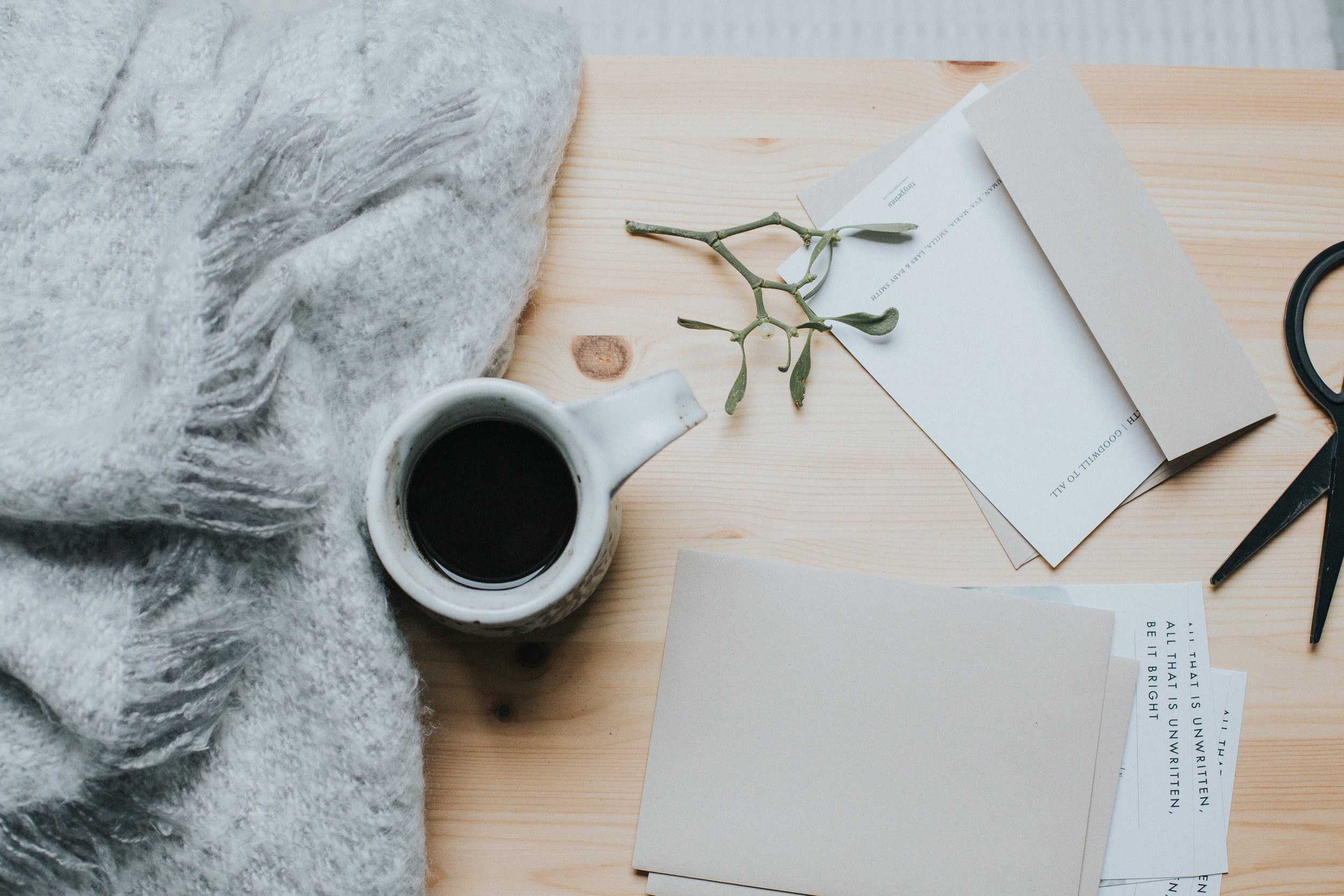 A blog about hygge, slow-living and simplifying www.houseofsmilla.com