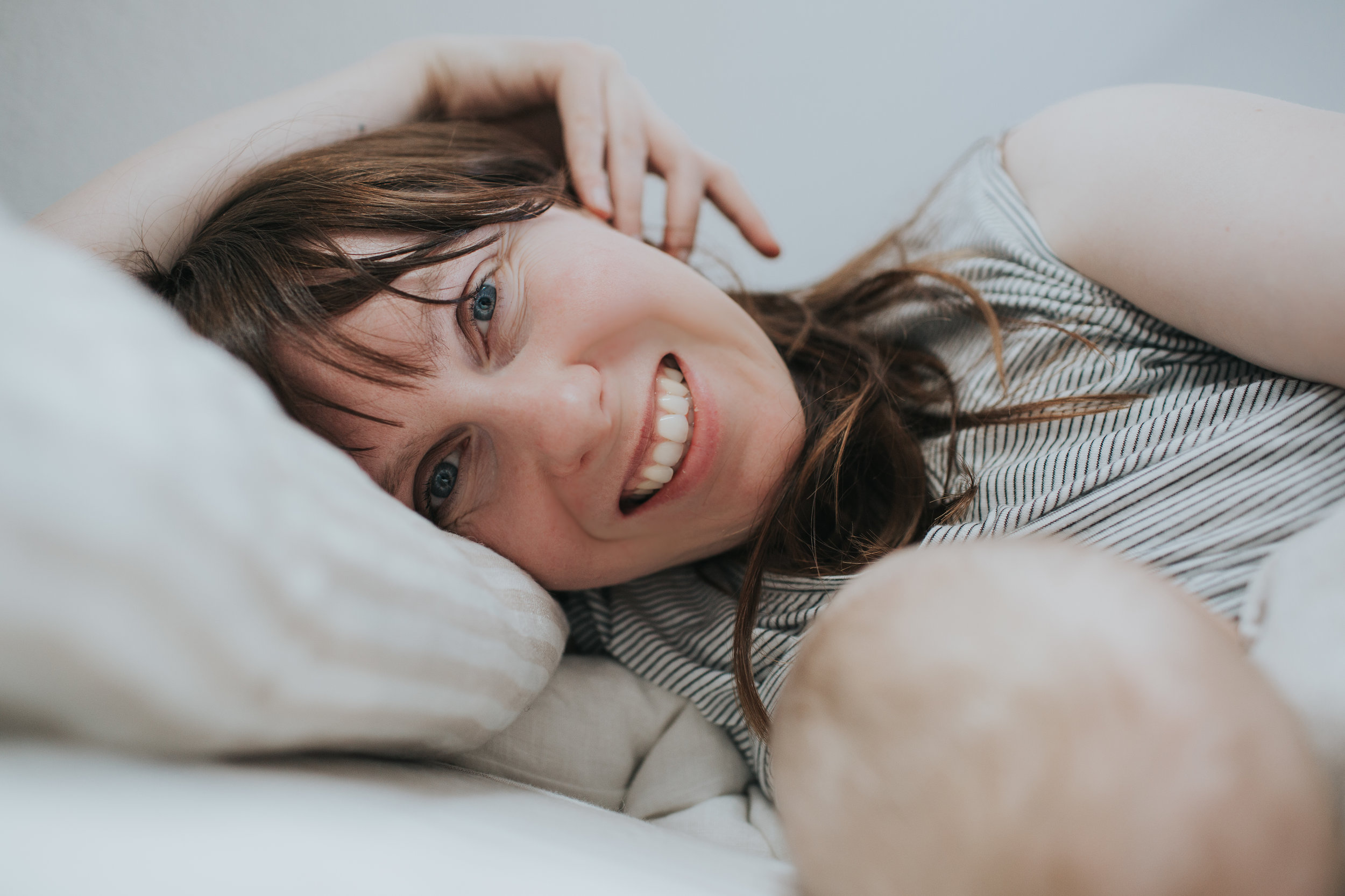 """Eva-Maria Smith writes an honest blog on motherhood, slow living and """"hygge"""" lifestyle. She is the lifestyle photographer and writer behind """"House of Smilla""""."""