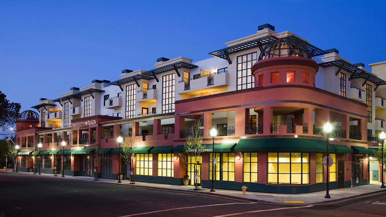 Nazareth Plaza, San Mateo, CA