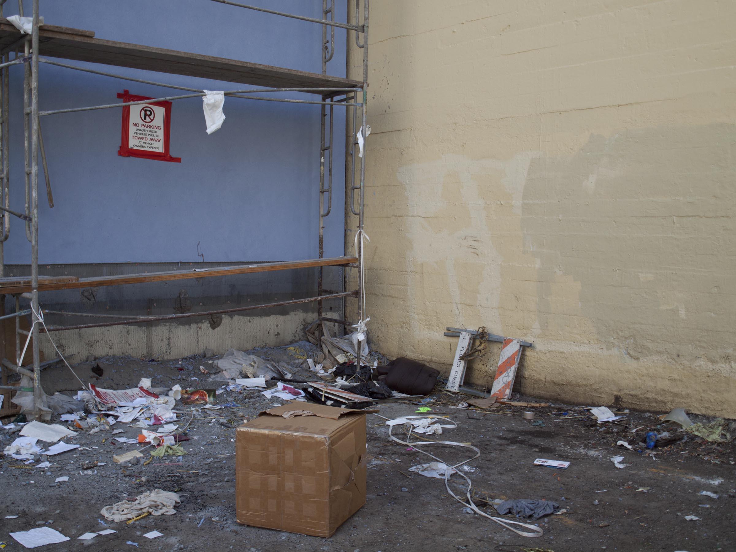 Trash Corner