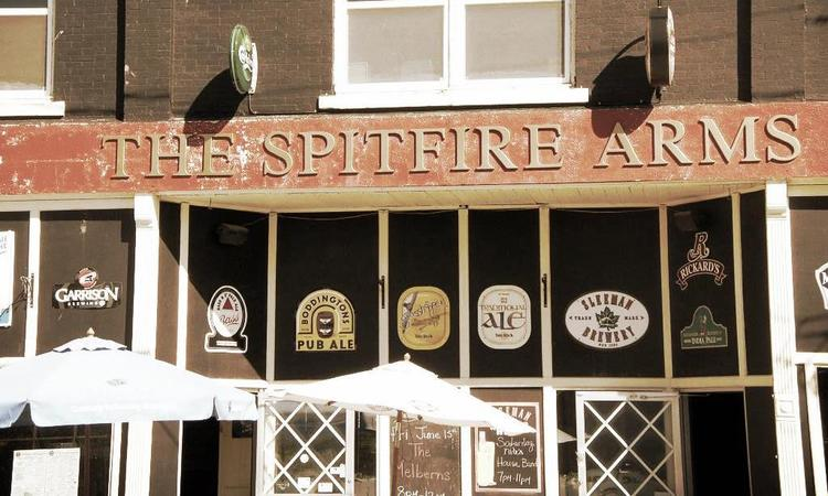 SPITFIRE ARMS ALEHOUSE, WATER STREET, WINDSOR