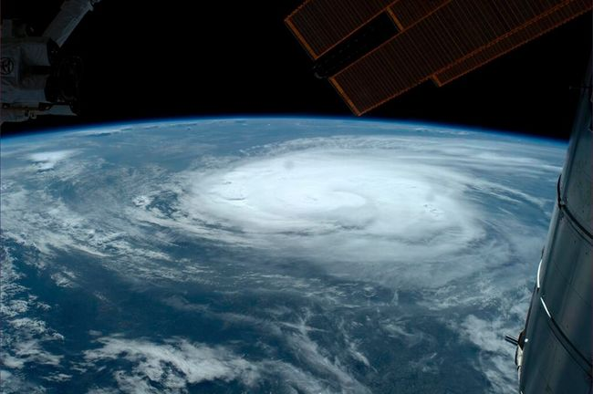 Post-Tropical Storm Arthur hits the Maritimes