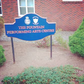 We held auditions at the Fountain Performing Arts Centre on Wednesday and Thursday of this week.