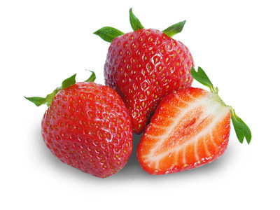 My new arch nemesis after Trivia this week? .... Nah. Too tasty.  Did you know the average strawberry has about 200 seeds? Neither did I until last Tuesday!