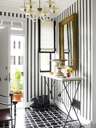 Designed by Hillary Thomas and Jeff Lincolnfeatured in  HouseBeautifulMagazine