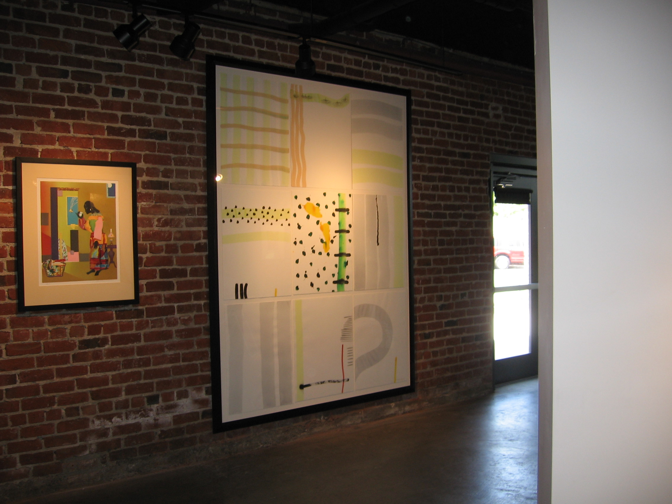 Installation at 40 Acres Gallery