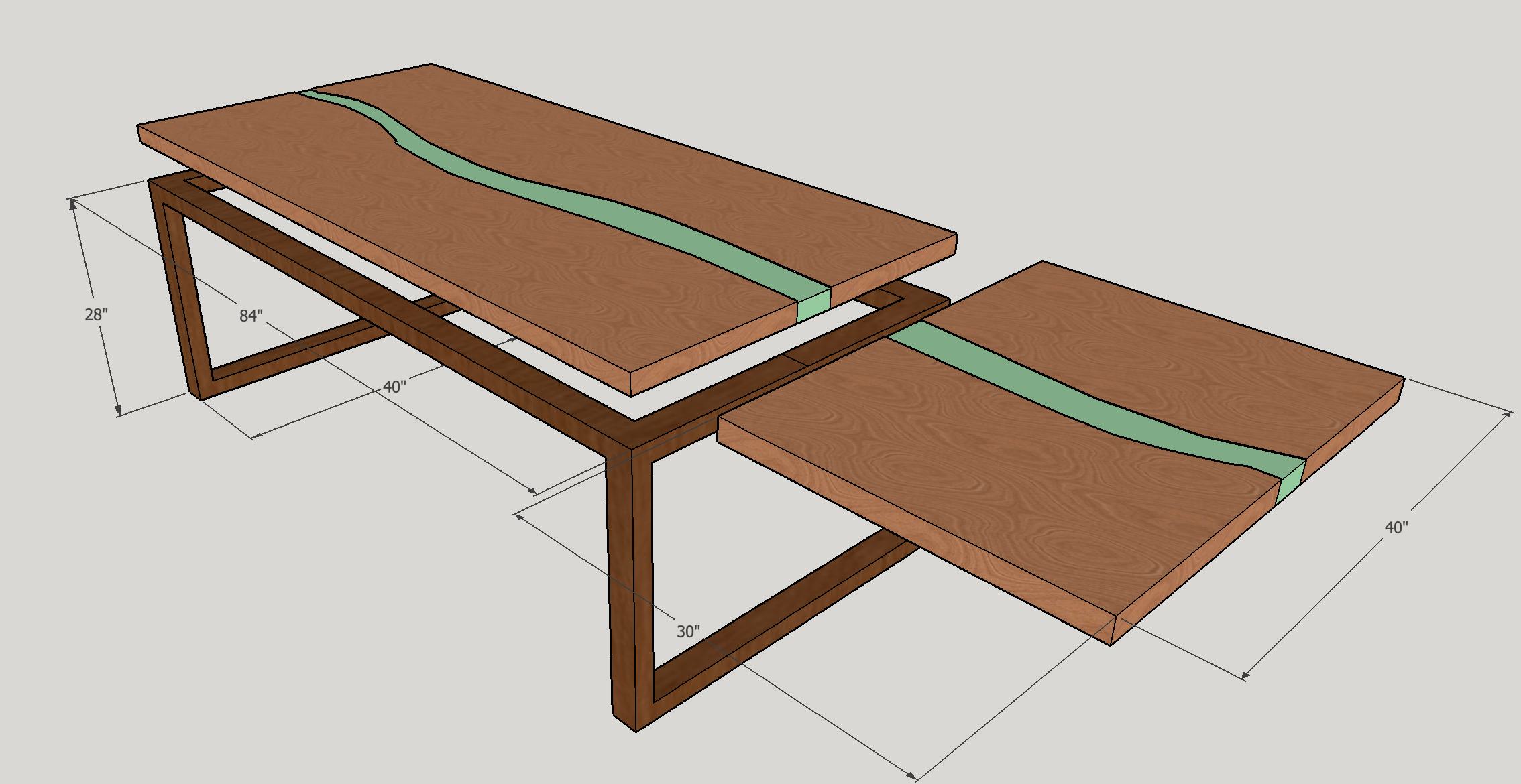 Interested In a custom piece? - The design process for custom work is collaborative and the process is straightforward. Click the link below to get started on an estimate.