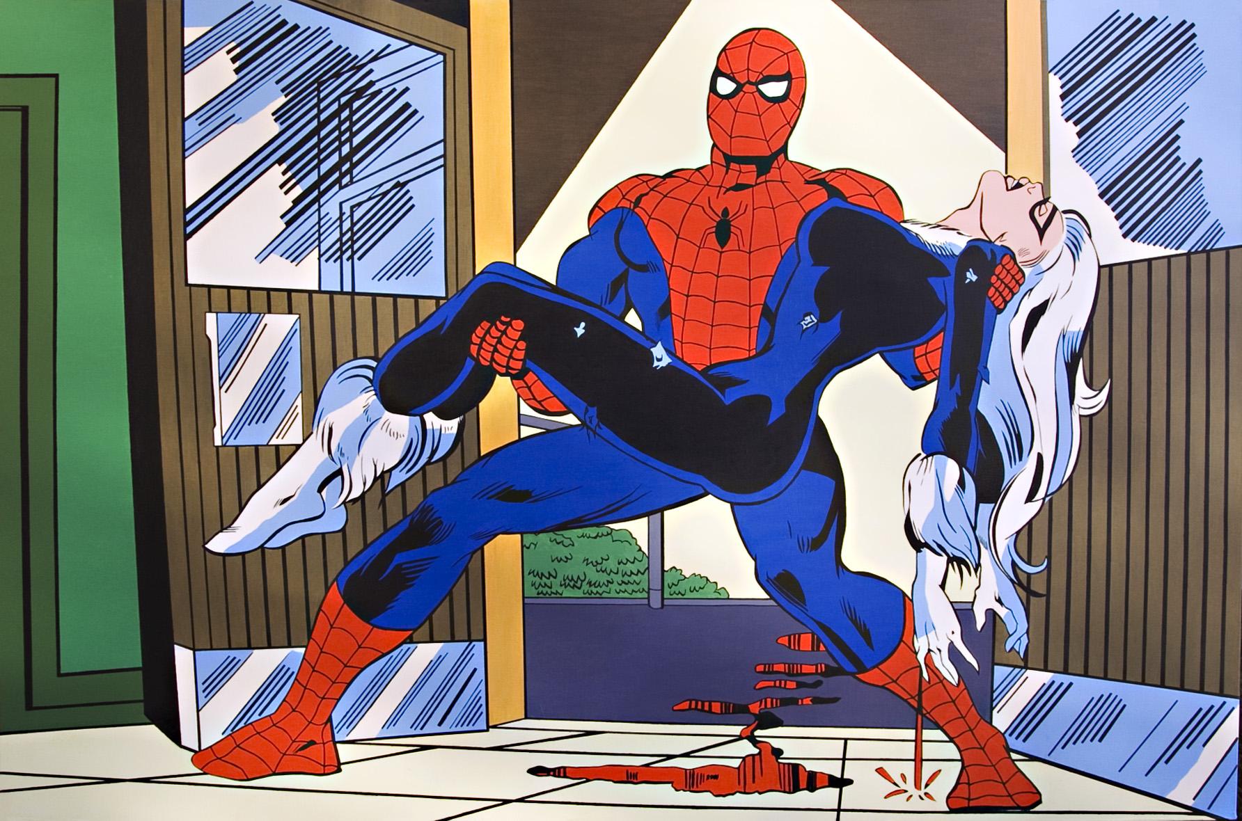 Spiderman 3, 2010