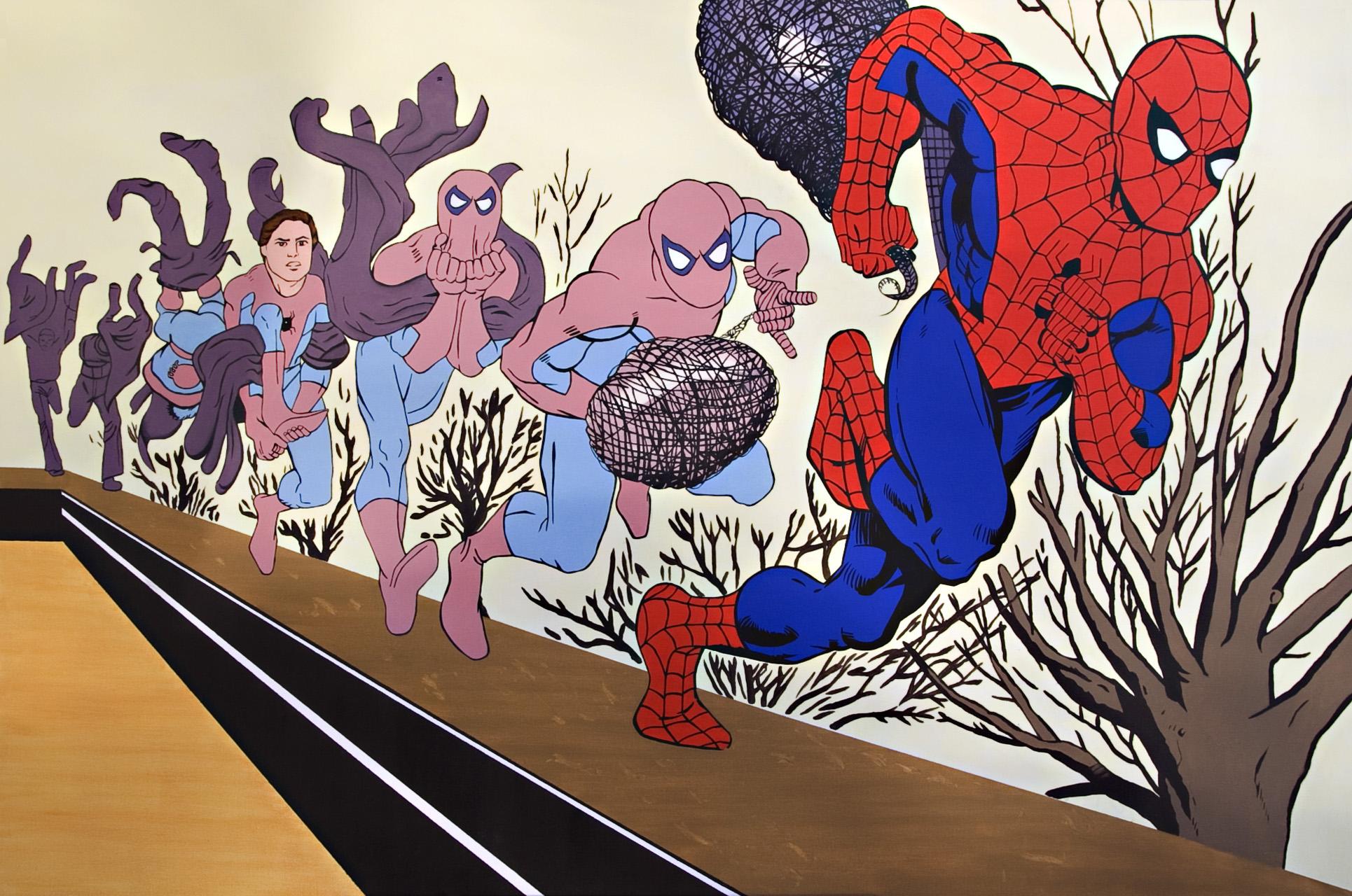 Spiderman 1, 2009
