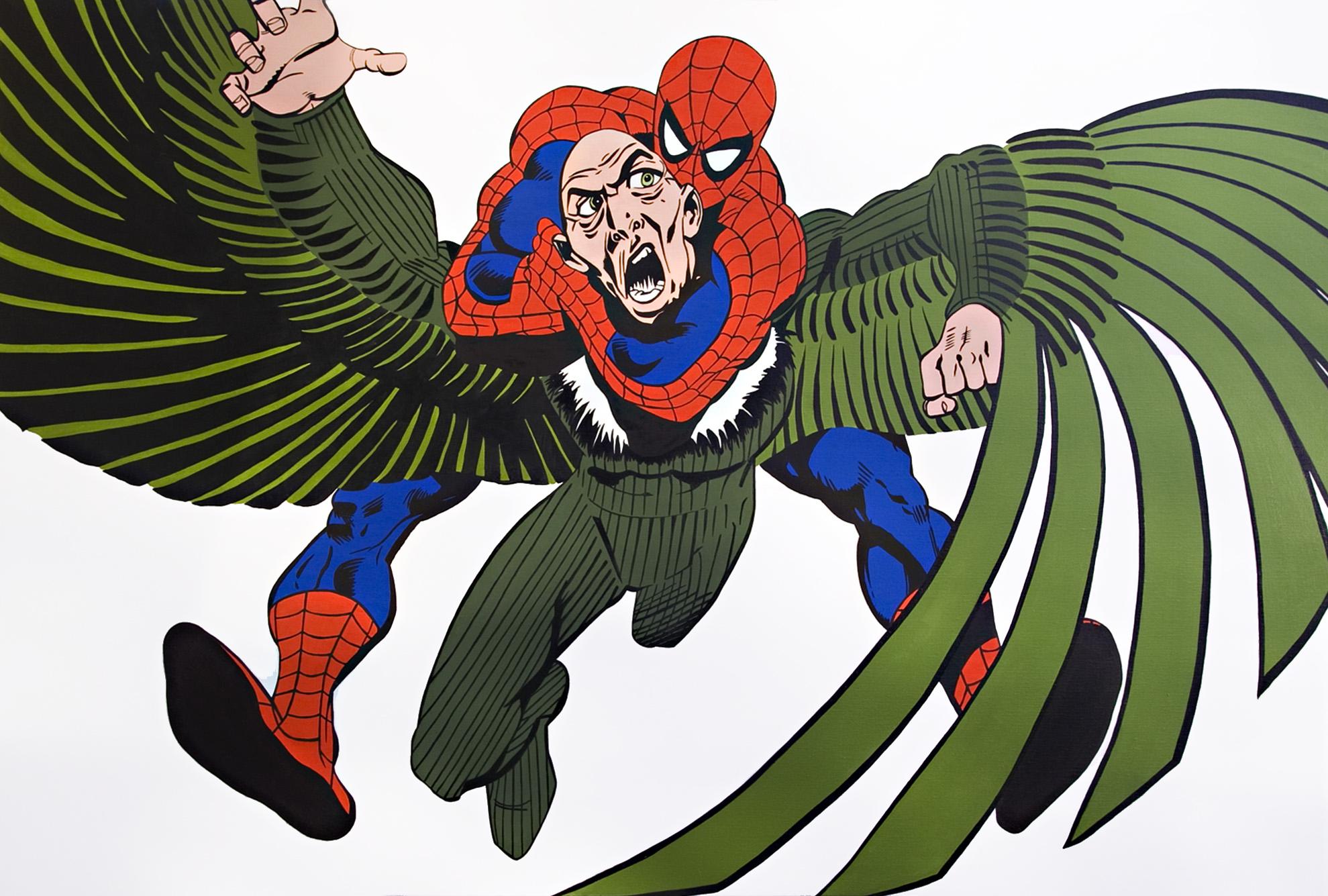 Spiderman 2, 2010