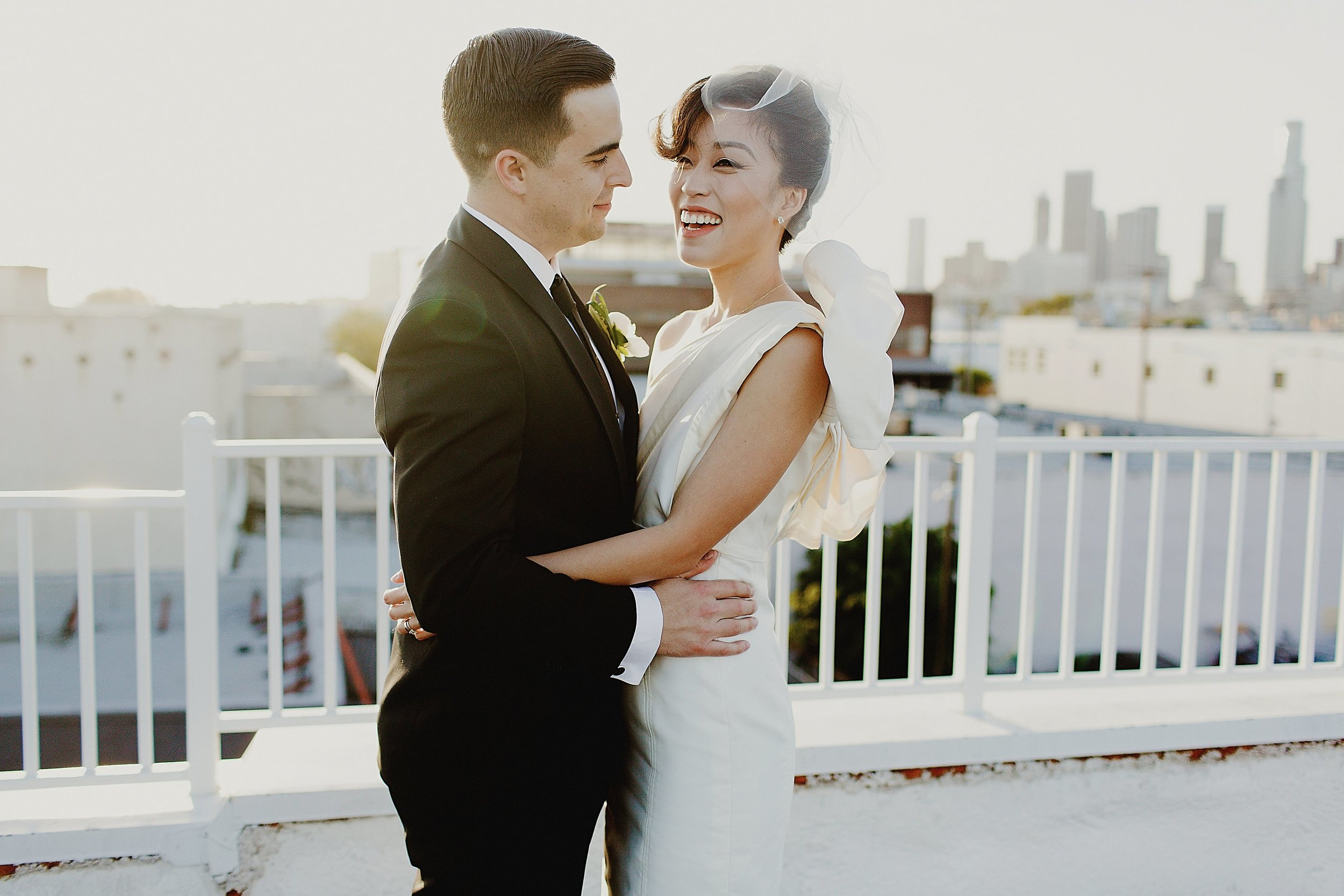 The_Unique_Space_Rooftop_Wedding