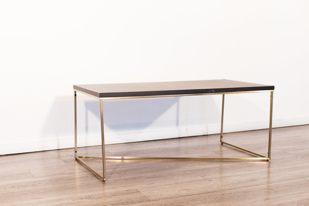 """Coffee Table 42"""" long 22"""" wide Quantity: 1 Price: $100"""