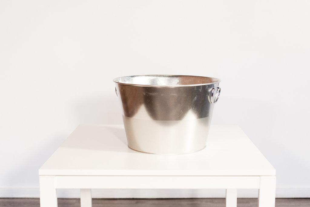 Silver Ice Bucket Quantity: 1 Price: $20