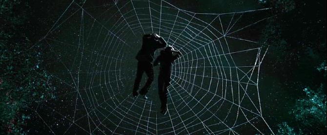 Spiderman 3  Stunts