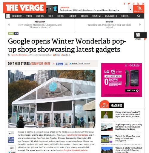 Google opens Winter Wonderlab pop-up shops showcasing latest gadgets   The Verge.jpg