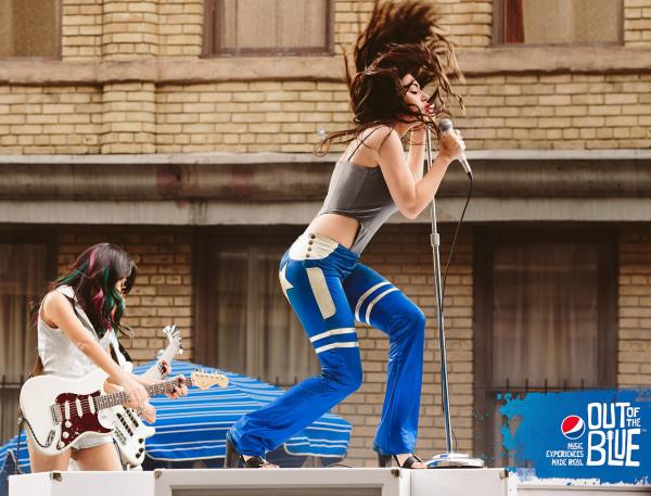 Pepsi TV + Radio