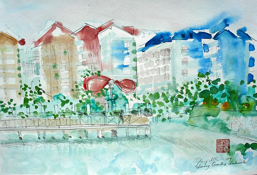Living Quarter Lakeside