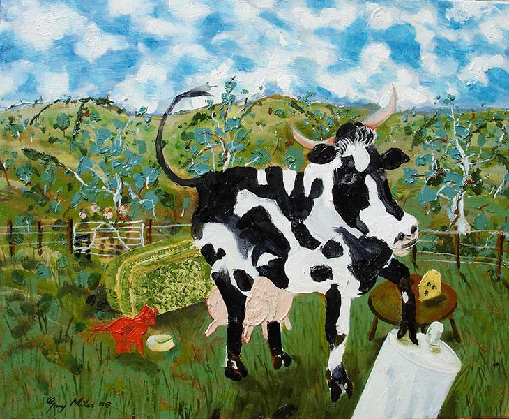 Spoilt Cow