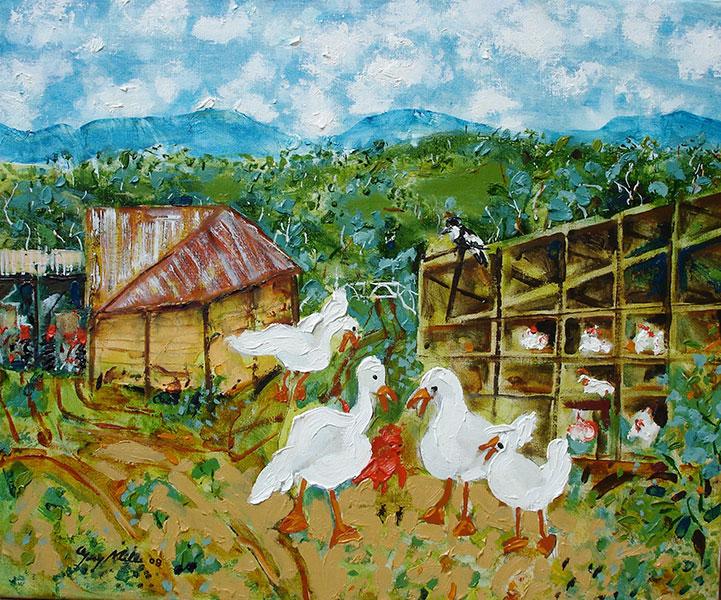 Barn Yard Chatter