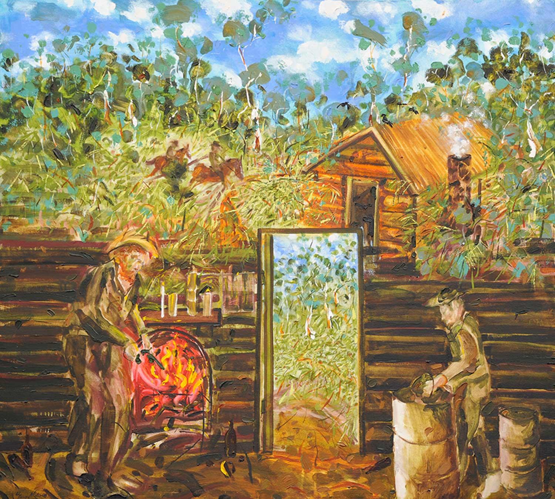 Harry Powers Cabin