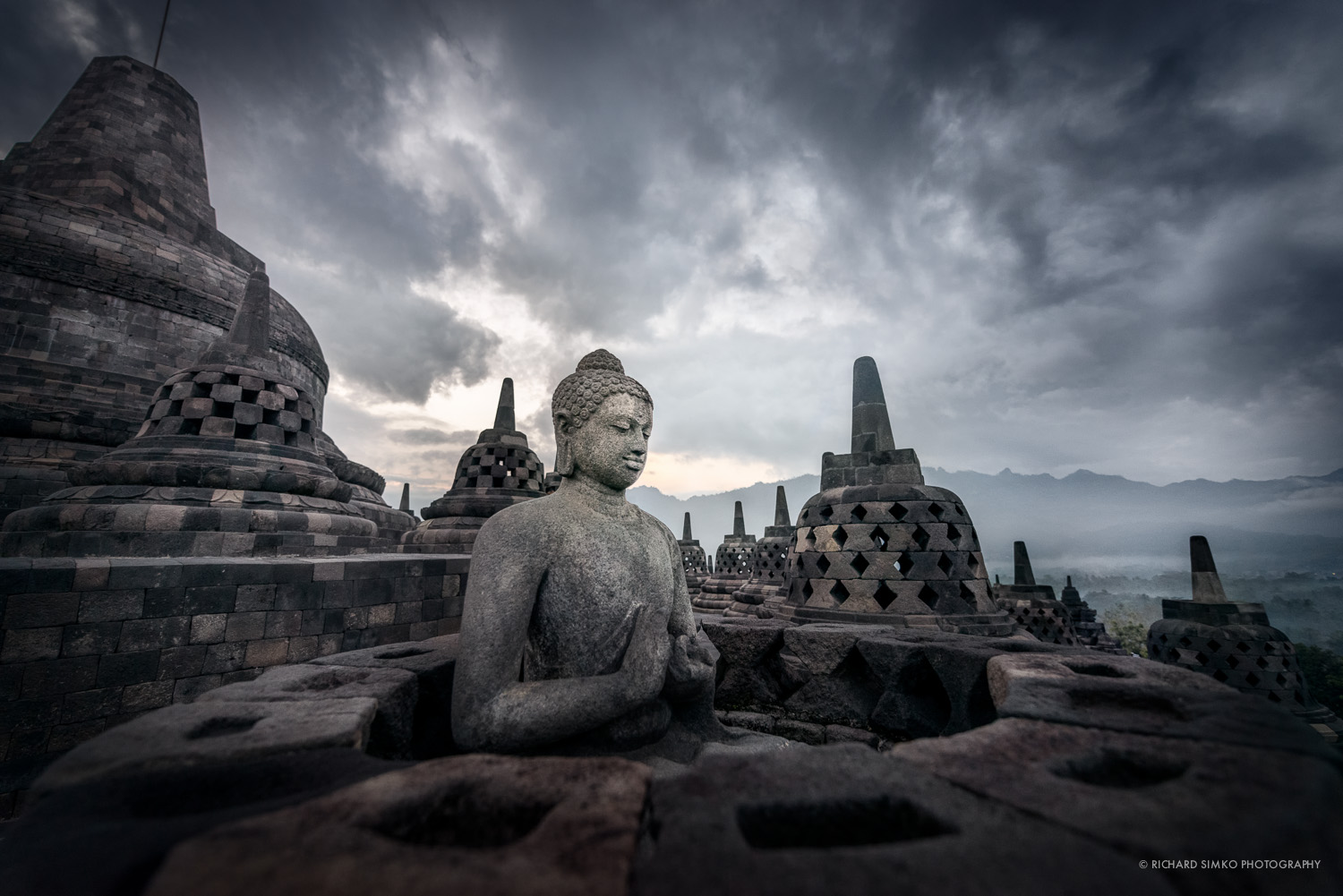 Borobudur sunrise is the main attraction but there is lot more to photograph.