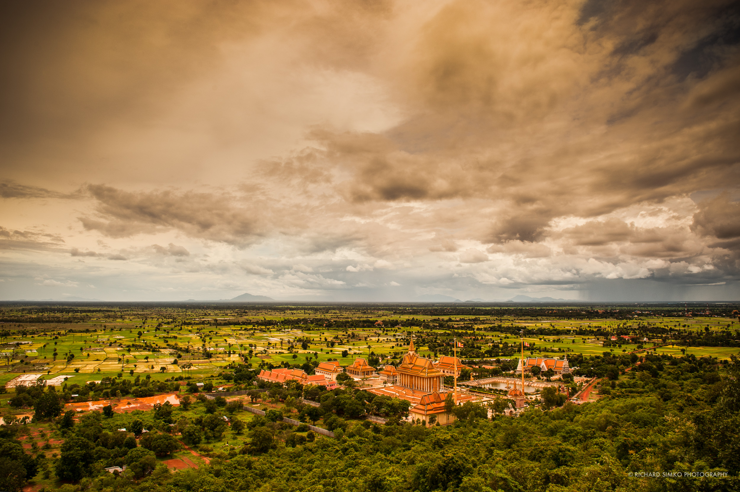 Udong. The ancient Capital of Cambodia.