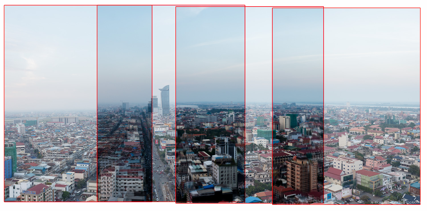 Example of panorama image sequence that will successfully stitch in Photoshop.