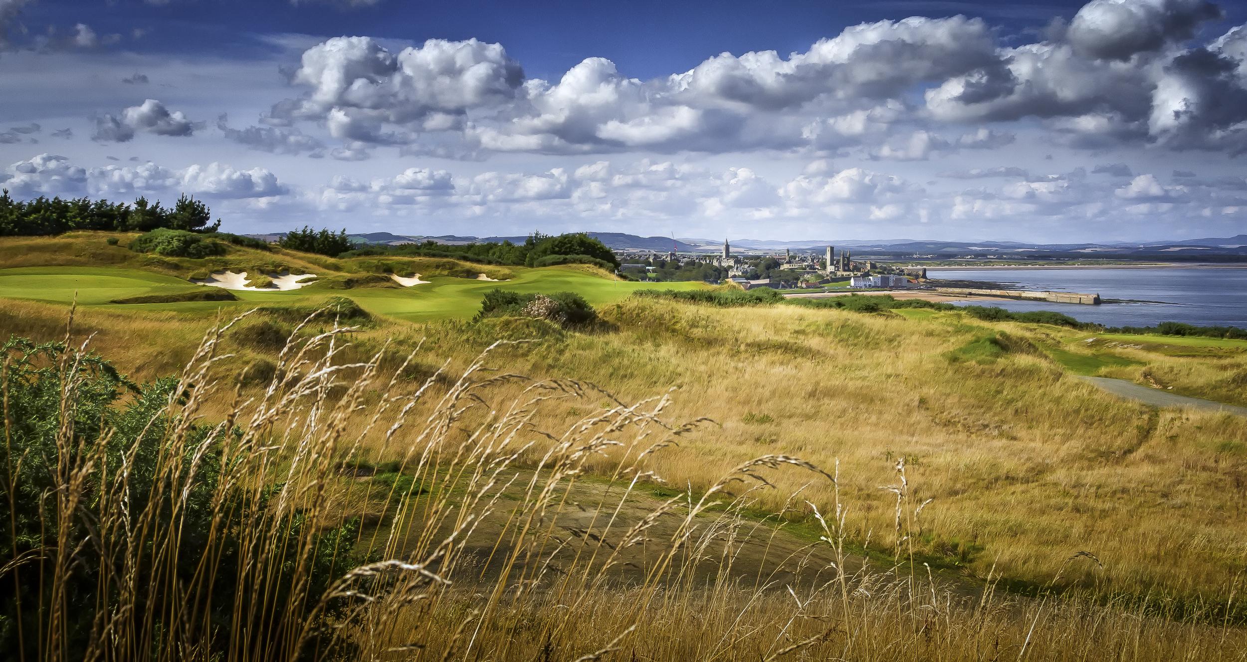 The Castle Course St Andrews Scotland