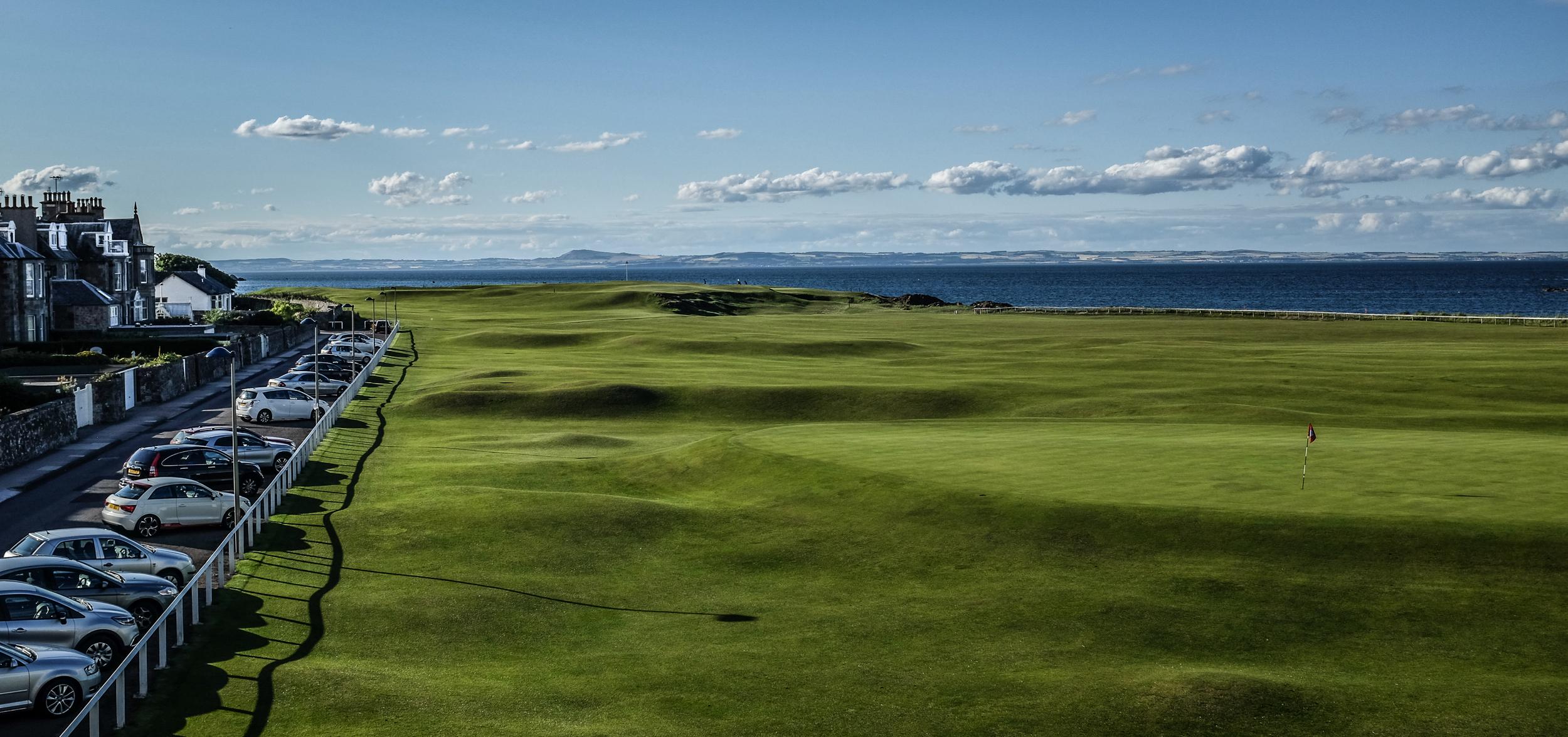 18th North Berwick Scotland