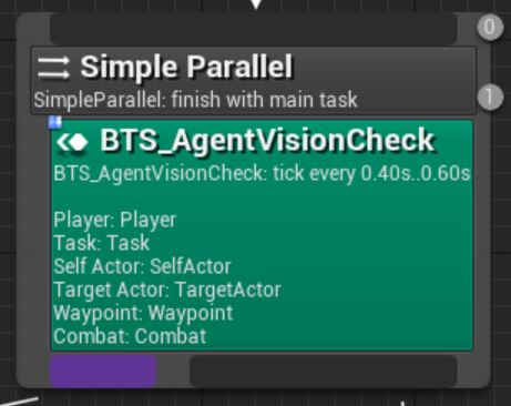 The Blueprint Task Service for the friendly AI officers