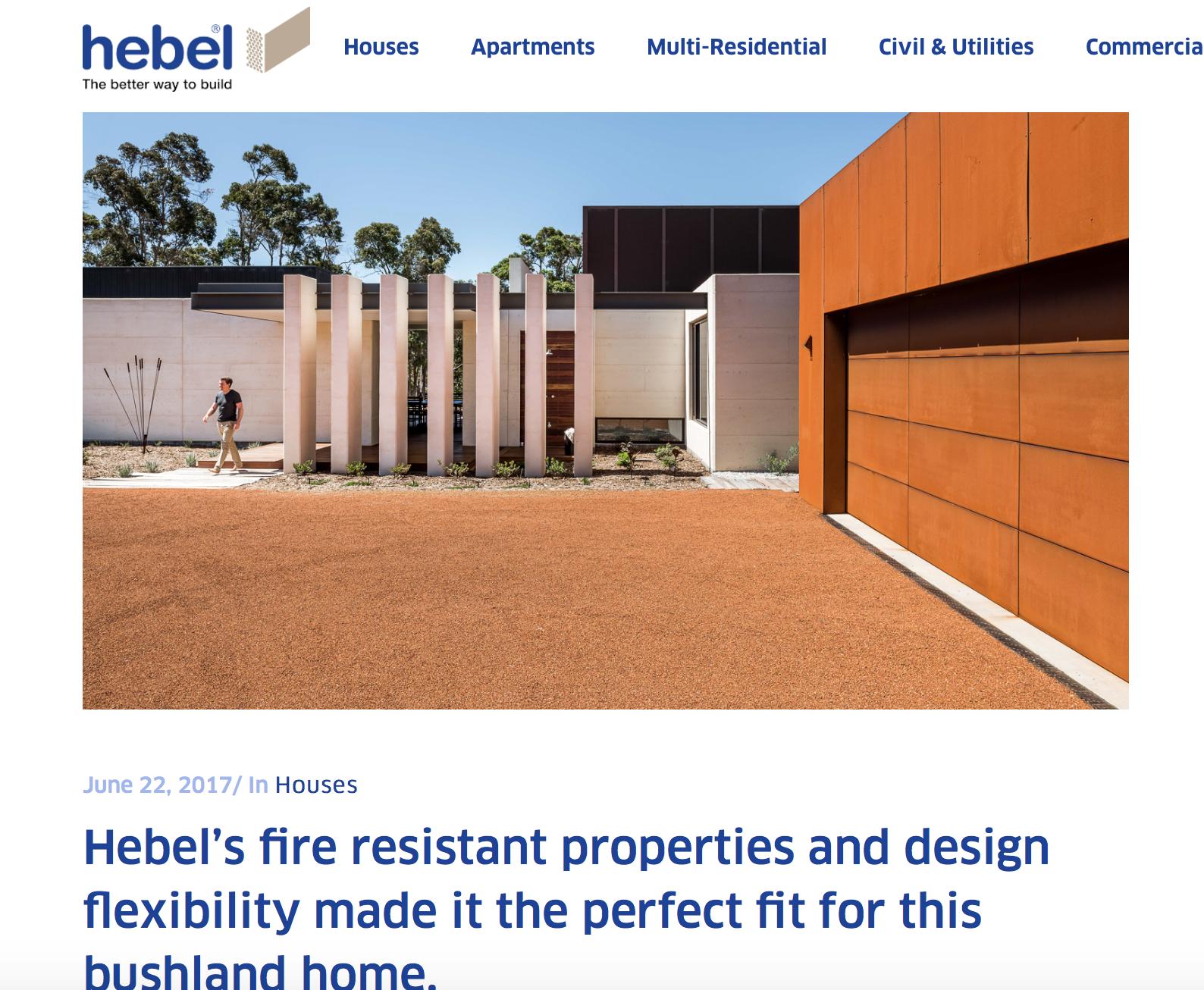 Hebel Australia    National  June 22 2017