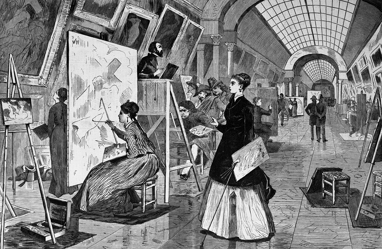 Winslow Homer. Circa 1868