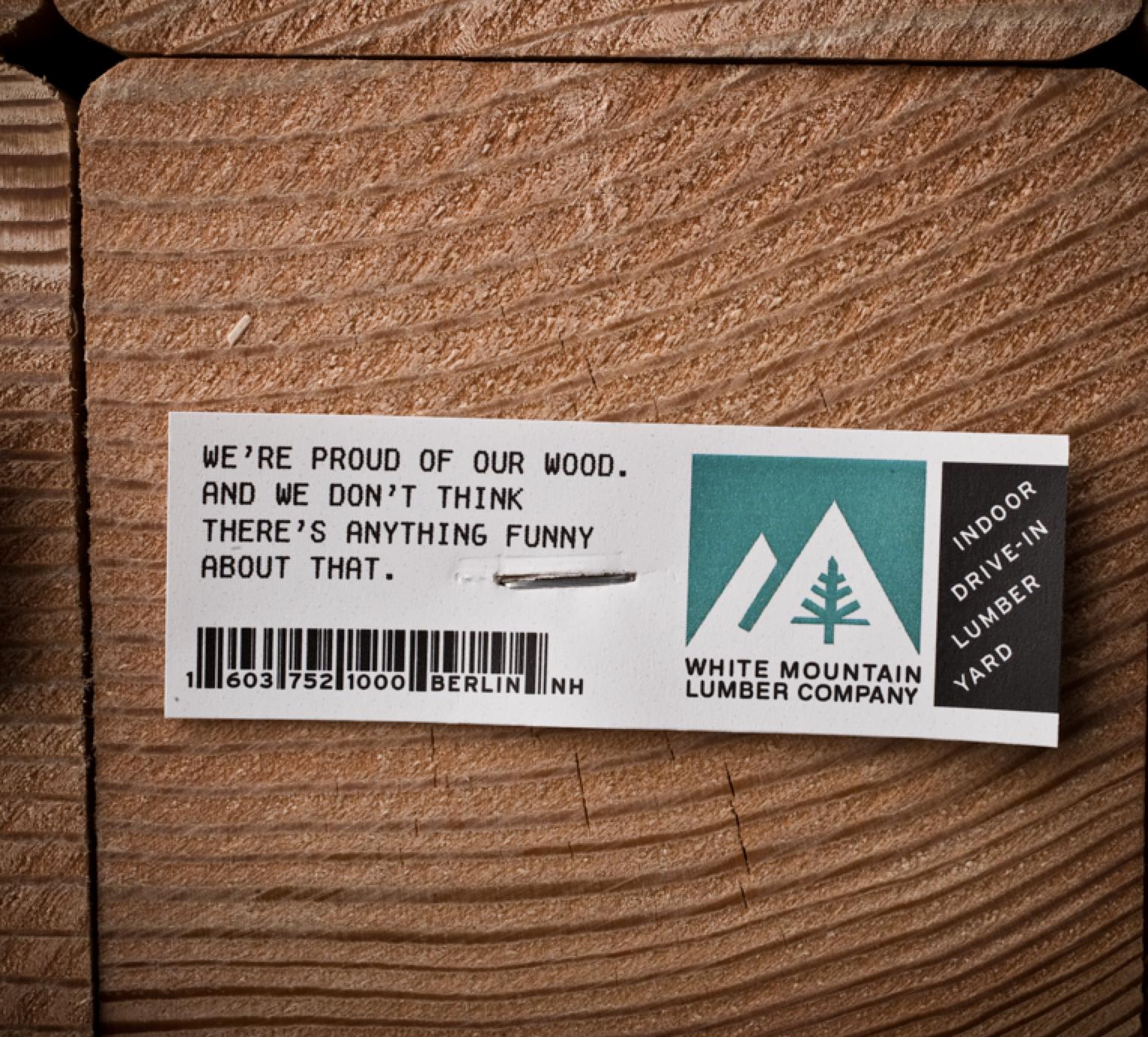 White Mountain Lumber
