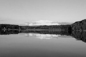 Lake Taghkanic in Ancram, NY
