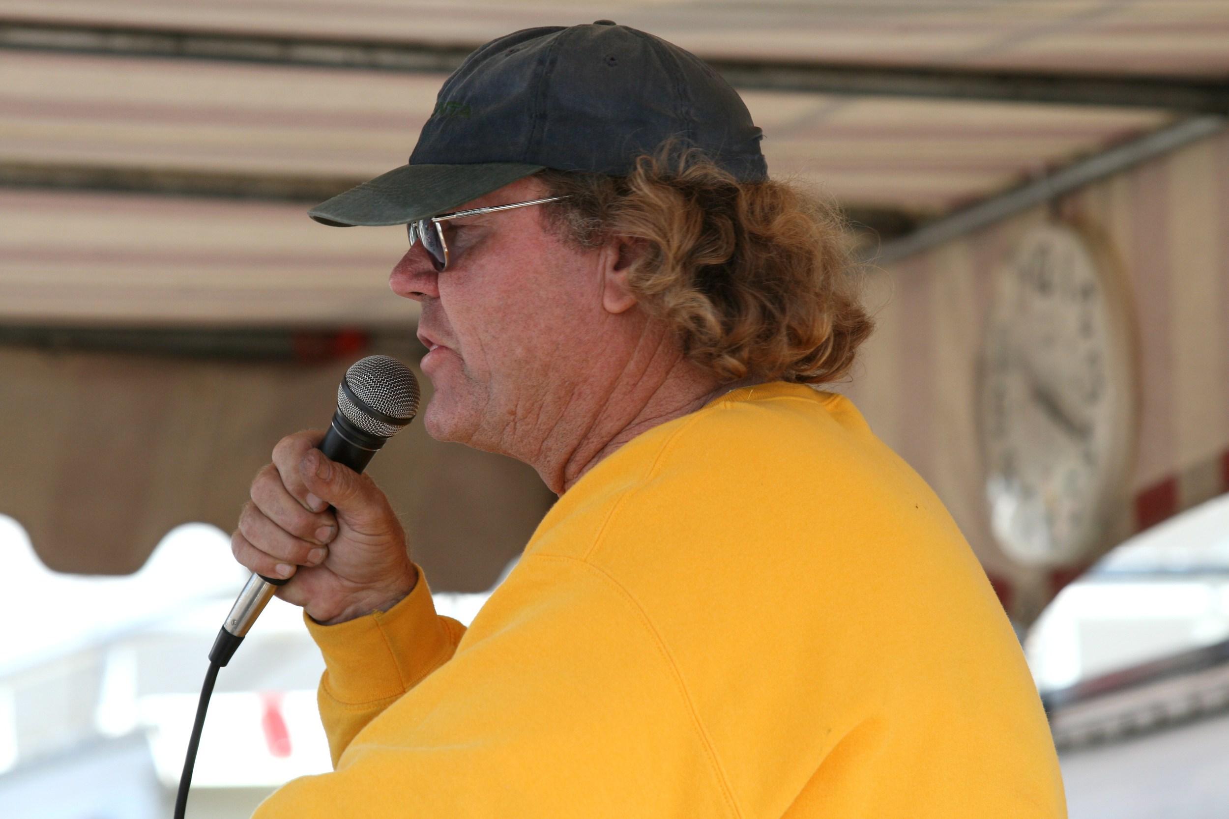 Ralph Elliot -  MGE Racing