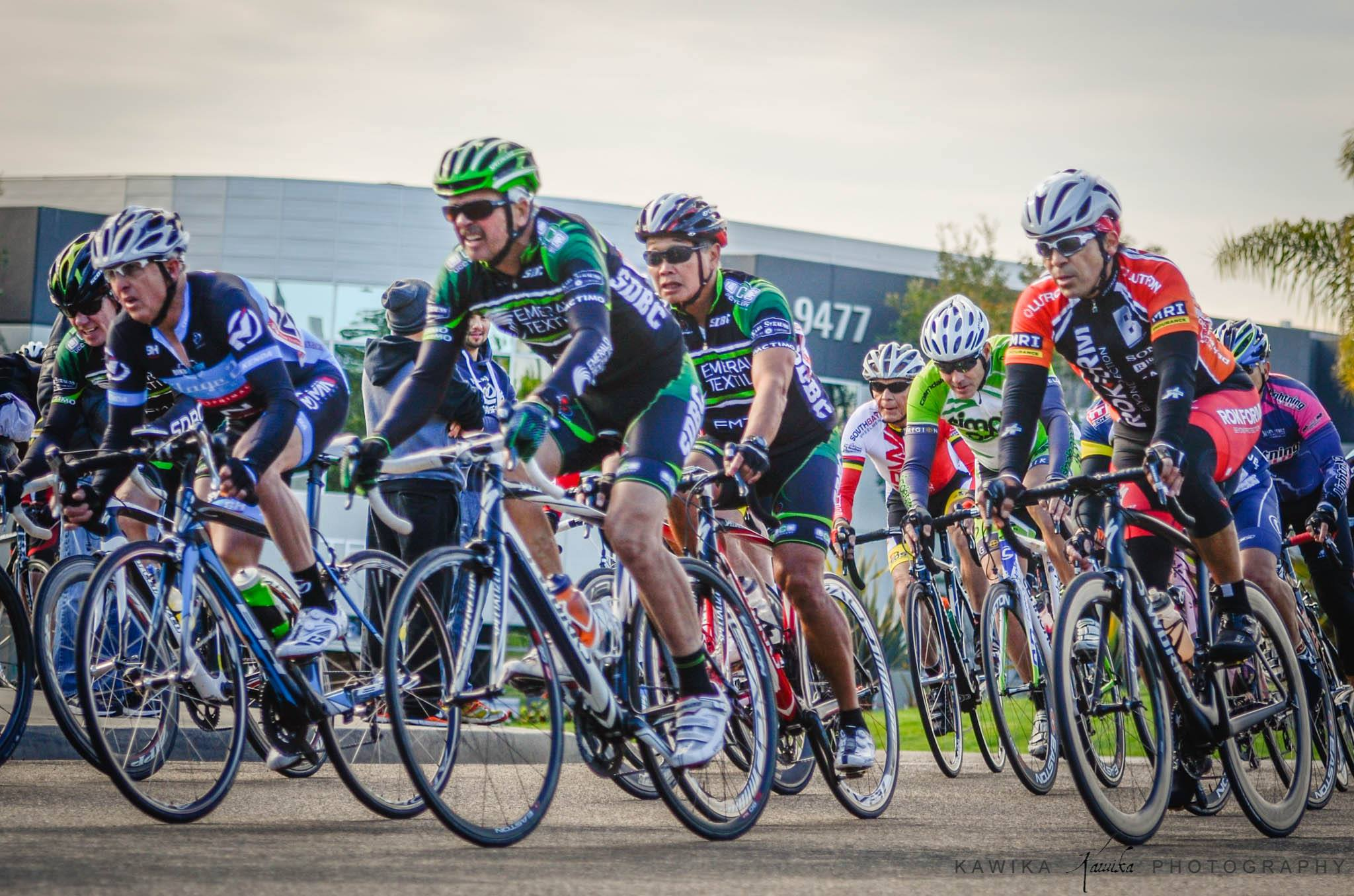 2014 Red Trolley Criterium - Courtesy  Kawika Photography