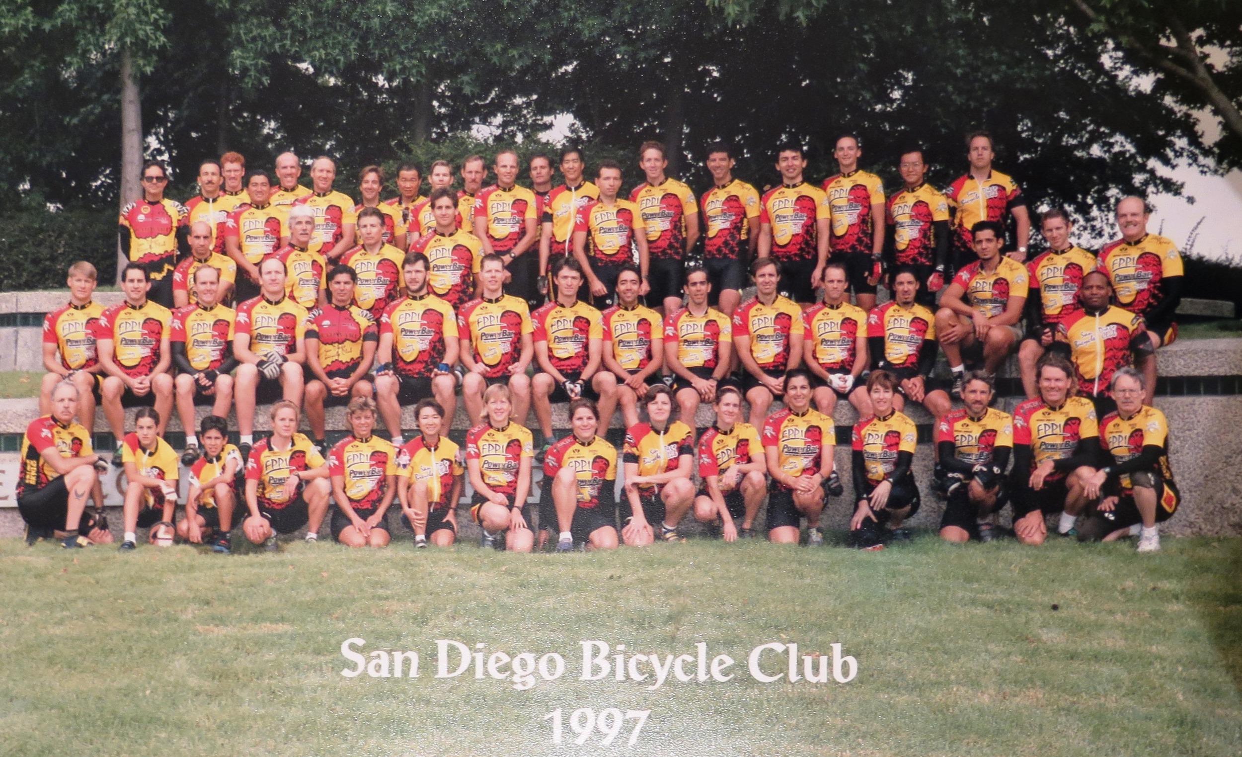 1997 Club Photo