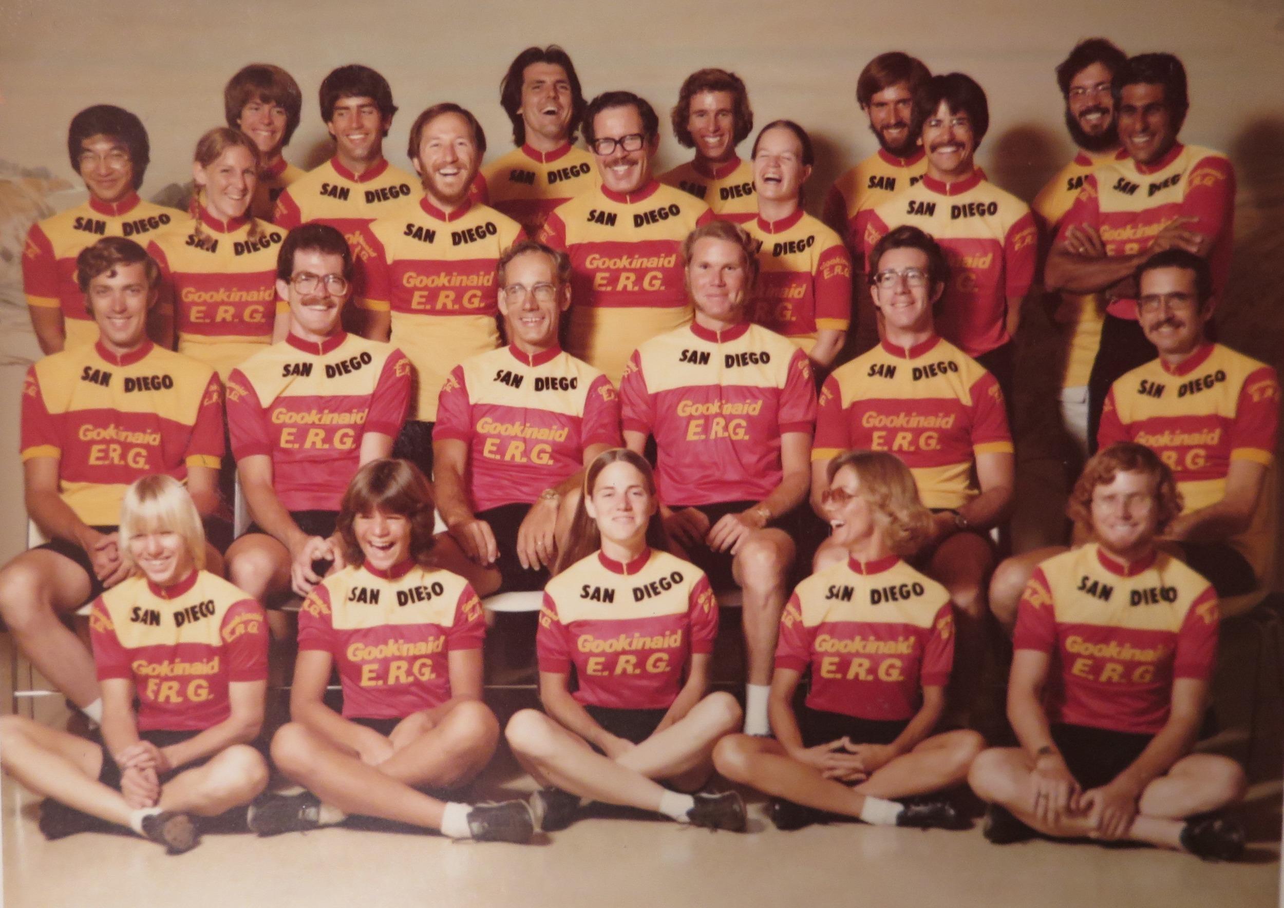 SDBC Club Photo, year unknown