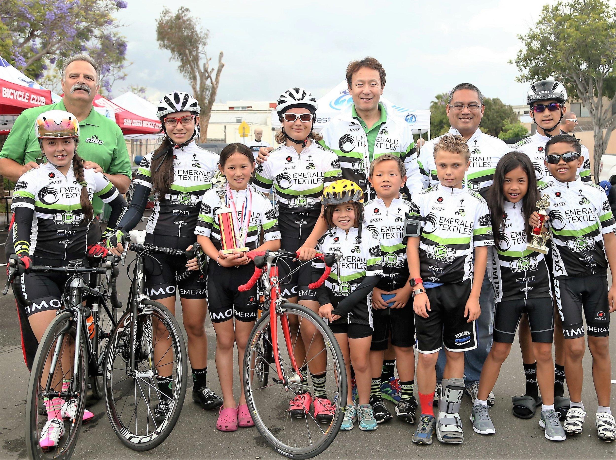 2016 Juniors Team
