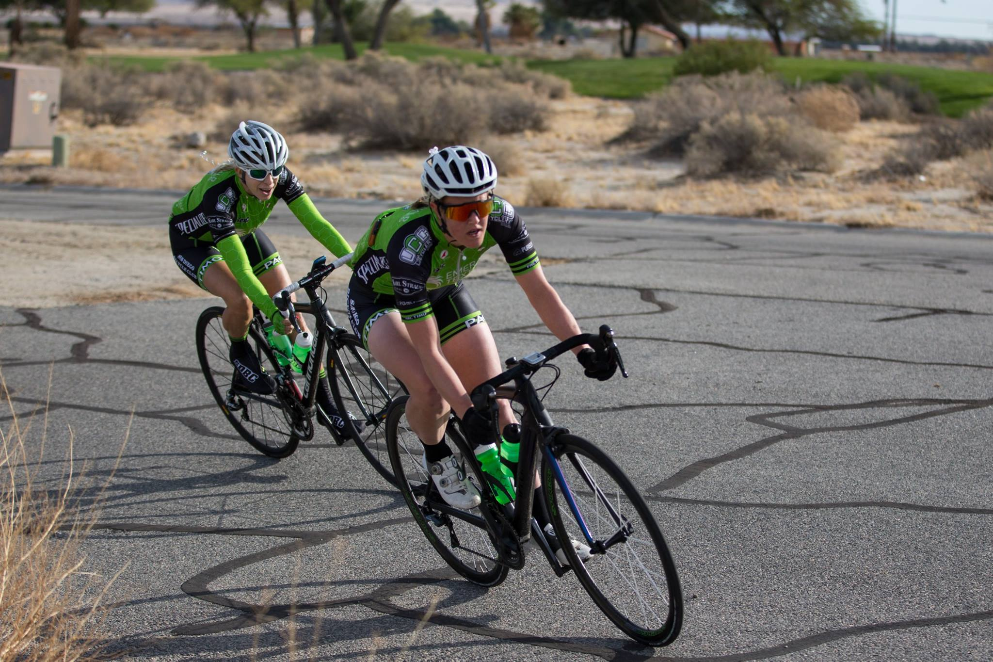 March Rider of the Month - Katherine Nadler