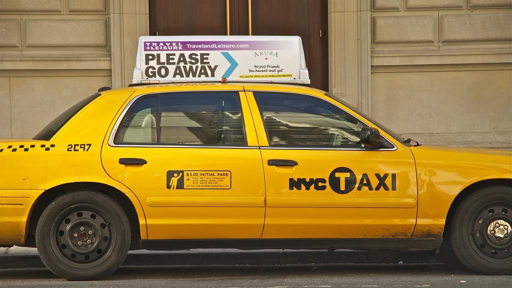 NYC Taxi.