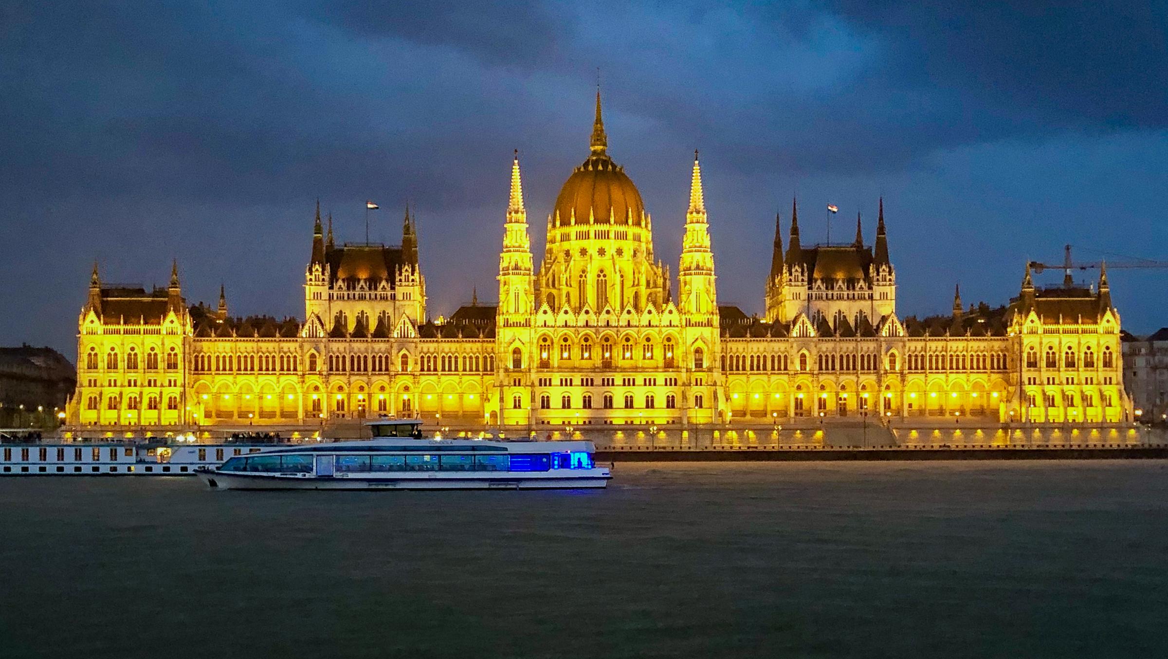 Parliament Building, Budapest, Hungary