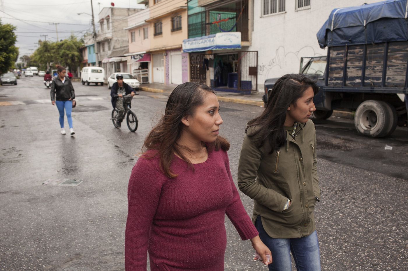 With 67 Women Killed Here Last Year, Paranoia and Anxiety Have Taken Root in Ecatepec — Los Angeles Times