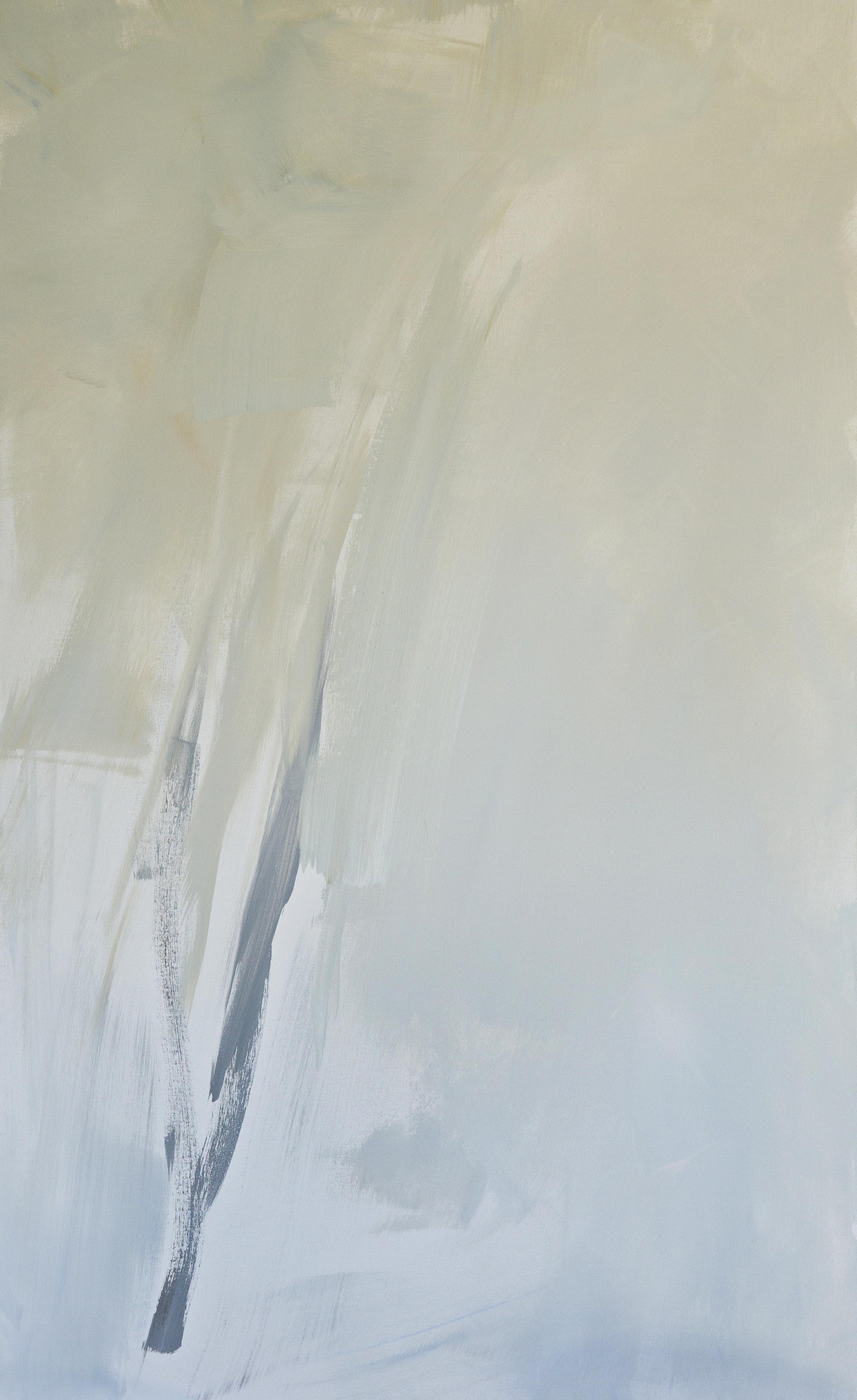 Swift I  36 x 60 inches  Acrylic on canvas