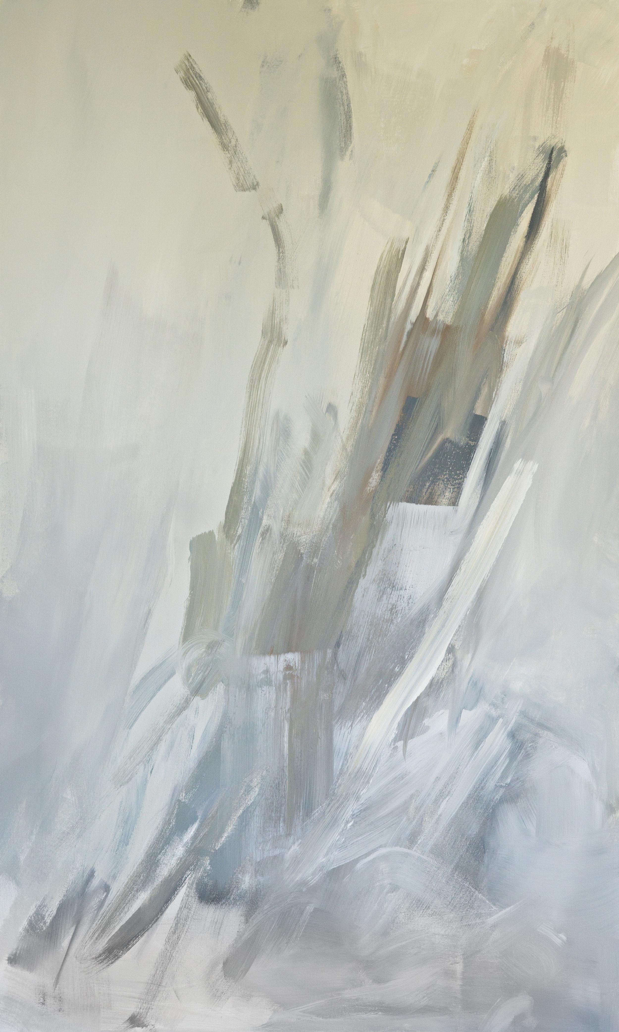 Swift II  36 x 60 inches  Acrylic on canvas