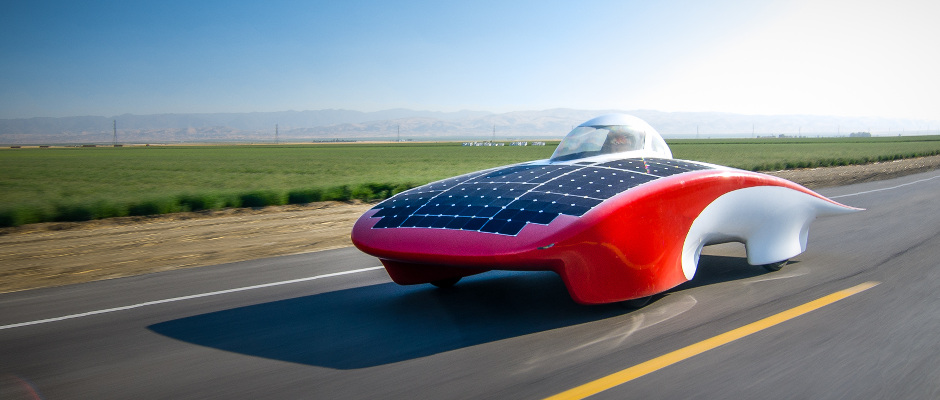 Luminos, the latest Stanford Solar Car, came in 4th in the 2013 World Solar Challenge. Stanford Solar Car Project is America's top solar car team - and the best undergraduate team in the world.